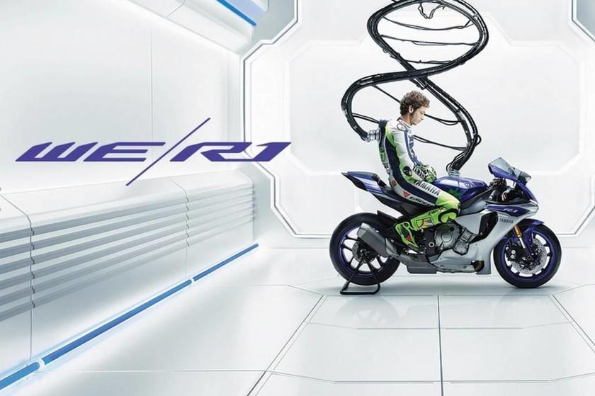 Yamaha R1 με το αγωνιστικό DNA της μάρκας