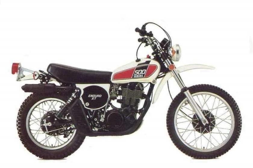 Yamaha XT 500 η αρχή μίας επιτυχημένης ιστορίας