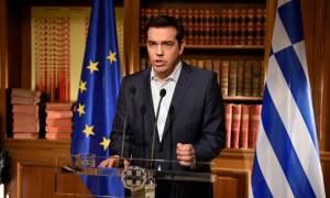 Δημοψήφισμα 2015 - Τσίπρας: Μας έκλεισαν τις τράπεζες γιατί δώσαμε το λόγο στο λαό