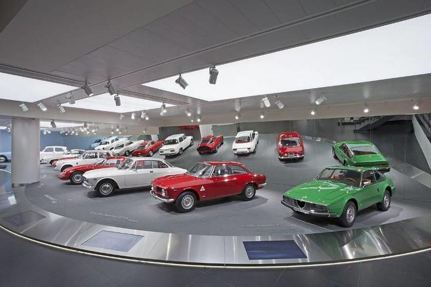 Alfa Romeo: Ιστορικό μουσείο στο Arese
