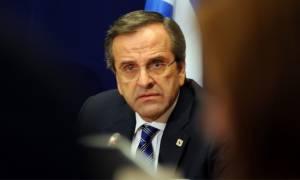 Δημοψήφισμα - Σαμαράς: Μοιραίο λάθος της κυβέρνησης να προχωρήσει σε δημοψήφισμα