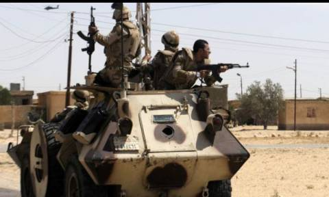 Egypt's Sinai rocked by wave of deadly attacks