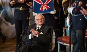 Απεβίωσε ο «Βρετανός Σίντλερ» που είχε σώσει εκατοντάδες παιδιά από τα χέρια των Ναζί