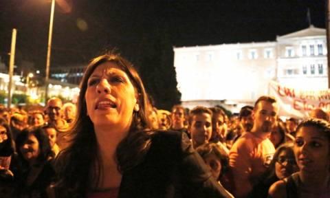 Δημοψήφισμα – Κωνσταντοπούλου: Τα «όχι» της Ελλάδας έκαναν περήφανη όλη την ανθρωπότητα (video)