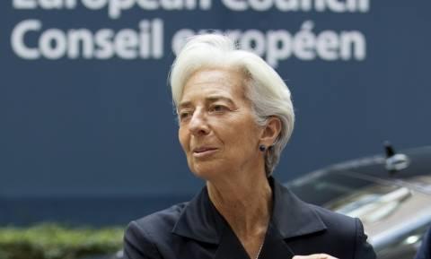 Λαγκάρντ: H Ελλάδα πρέπει να εφαρμόσει μεταρρυθμίσεις πριν εξεταστεί η ελάφρυνση του χρέους της