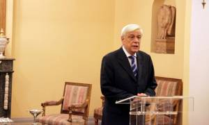 Δημοψήφισμα-Παρέμβαση Παυλόπουλου: Εθνικός μονόδρομος η παρουσία της Ελλάδας στην Ευρωζώνη