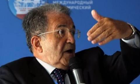 Δημοψήφισμα 2015 - Ρομάνο Πρόντι: Η Ελλάδα δεν θα βγει από την Ευρωζώνη