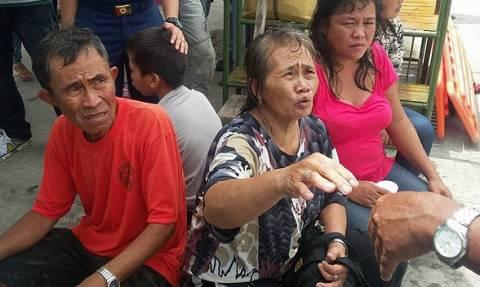 Φιλιππίνες: Τουλάχιστον 36 νεκροί από το ναυάγιο οχηματαγωγού πλοίου