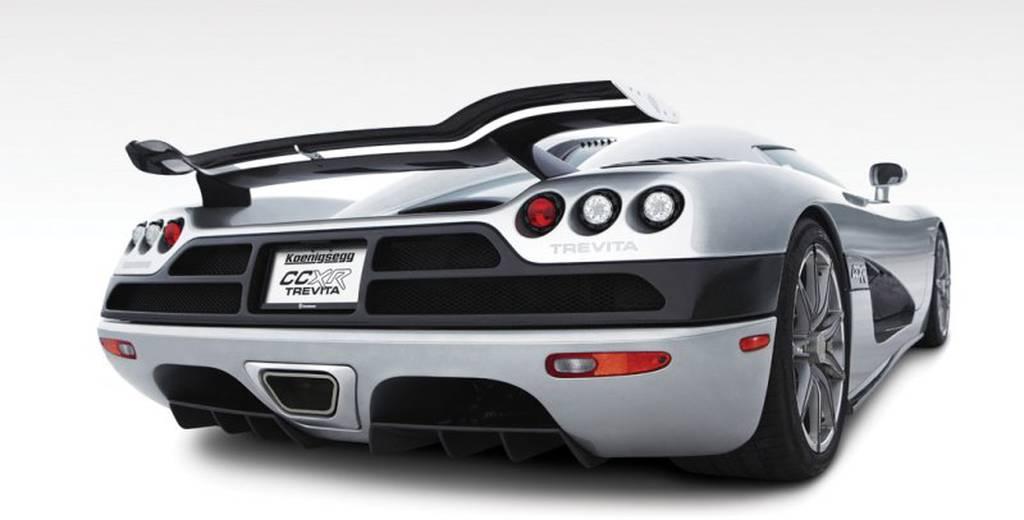 Koenigsegg: Το CCXR Trevita των 4 εκατ. ευρώ του Mayweather (Photos)