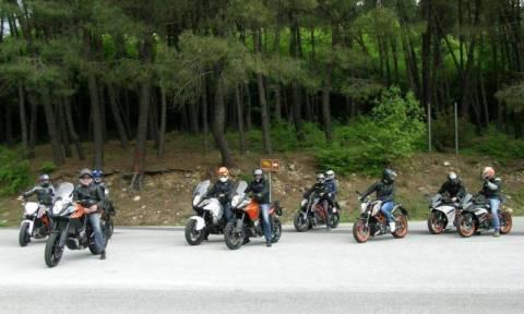 KTM: Ολοκληρώθηκαν τα Orange Days