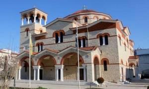 Αγρυπνία υπέρ της «Σωτηρίας της Πατρίδος» από την Μητρόπολη Τρικάλων