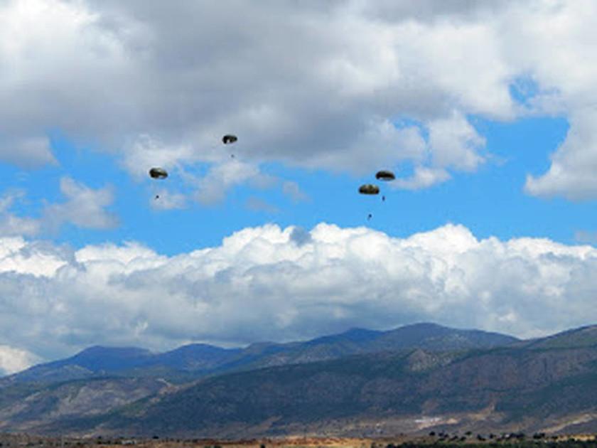 Συνεκπαίδευση 865 ΤΕΝΕΦ με το 352 SOG/USAF