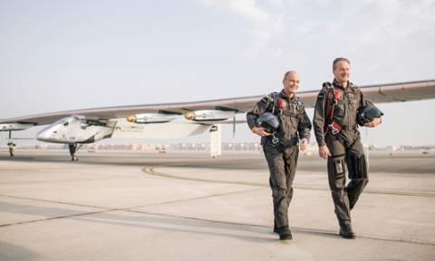Παγκόσμιο ρεκόρ για το Solar Impulse 2