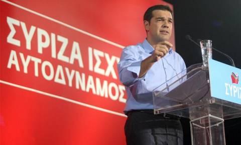 Δημοψήφισμα 2015: Ομιλία Τσίπρα το απόγευμα (03/07) στο Σύνταγμα