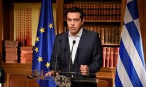 Δείτε live το διάγγελμα του πρωθυπουργού για το δημοψήφισμα