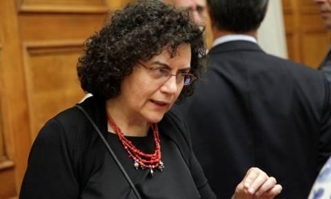 Δημοψήφισμα 2015: «Ταφόπλακα για τους αγρότες» τα μέτρα των δανειστών τονίζει η Ν. Βαλαβάνη