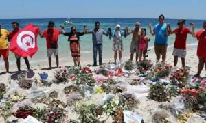 Tunisia attack: Minute's silence held for victims