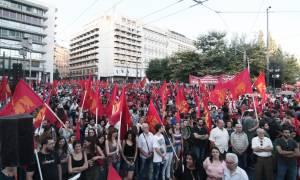 Δημοψήφισμα 2015 – ΚΚΕ: Άκυρο σε νέα μνημόνια – Αποδέσμευση από την ΕΕ