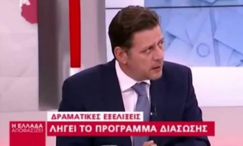 Φτώχεια καταραμένη: Ο Μιλτιάδης δεν μπορεί να κατεβάσει εφαρμογές στο κινητό του!
