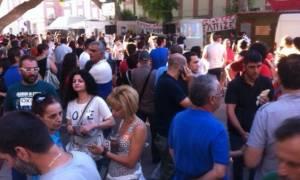 Δημοψήφισμα 2015: Μεγαλοπρεπής συγκέντρωση υπέρ του ΌΧΙ στο Ηράκλειο