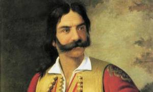 Σαν σήμερα το 1822 πέθανε ο Κυριακούλης Μαυρομιχάλης