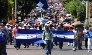 Oνδούρα: Ογκώδεις διαδηλώσεις εναντίον του προέδρου της χώρας