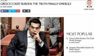 Δημοψήφισμα 2015 - New Yorker - Η αλήθεια για το ελληνικό χρέος