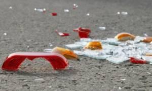 Απανωτά τροχαία με τραυματίες στους δρόμους του νομού Ηρακλείου