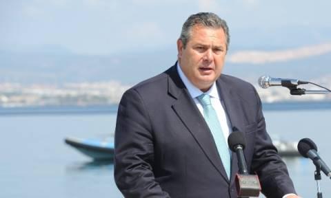 Δημοψήφισμα 2015 - Καμμένος: Καλώ τον ελληνικό λαό να ψηφίσει «όχι»