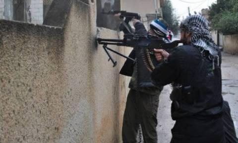 Συρία: Επίθεση κατά των τζιχαντιστών στην πόλη Ζαμπαντάνι