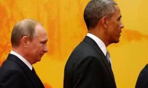 Κάλεσμα Πούτιν σε Ομπάμα για διάλογο με ισότητα και σεβασμό