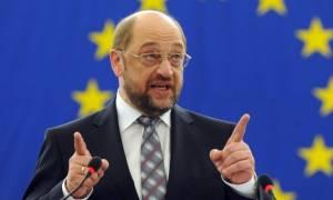 Δημοψήφισμα – Σουλτς: Δάνειο έκτακτης ανάγκης στην περίπτωση ανθρωπιστικής κρίσης