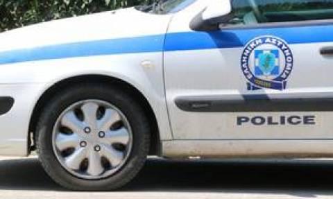 Περιπολικό συγκρούστηκε με… αγριογούρουνο (photo)