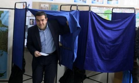 Δημοψήφισμα 2015: Πού θα ψηφίσουν ο Παυλόπουλος και οι πολιτικοί αρχηγοί