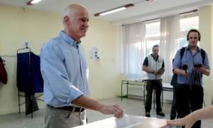 Δημοψήφισμα 2015 – Παπανδρέου: Να μείνουμε στον σκληρό πυρήνα του ευρώ