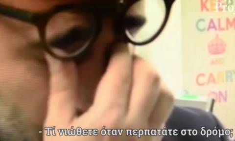 Ρε συ, Μπογδάνε, πέντε χρόνια γιατί δεν έκλαιγες; (video)