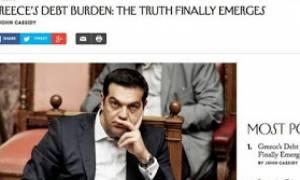 Δημοψήφισμα-New Yorker: Oι δανειστές θα έπρεπε να διαγράψουν το ελληνικό χρέος