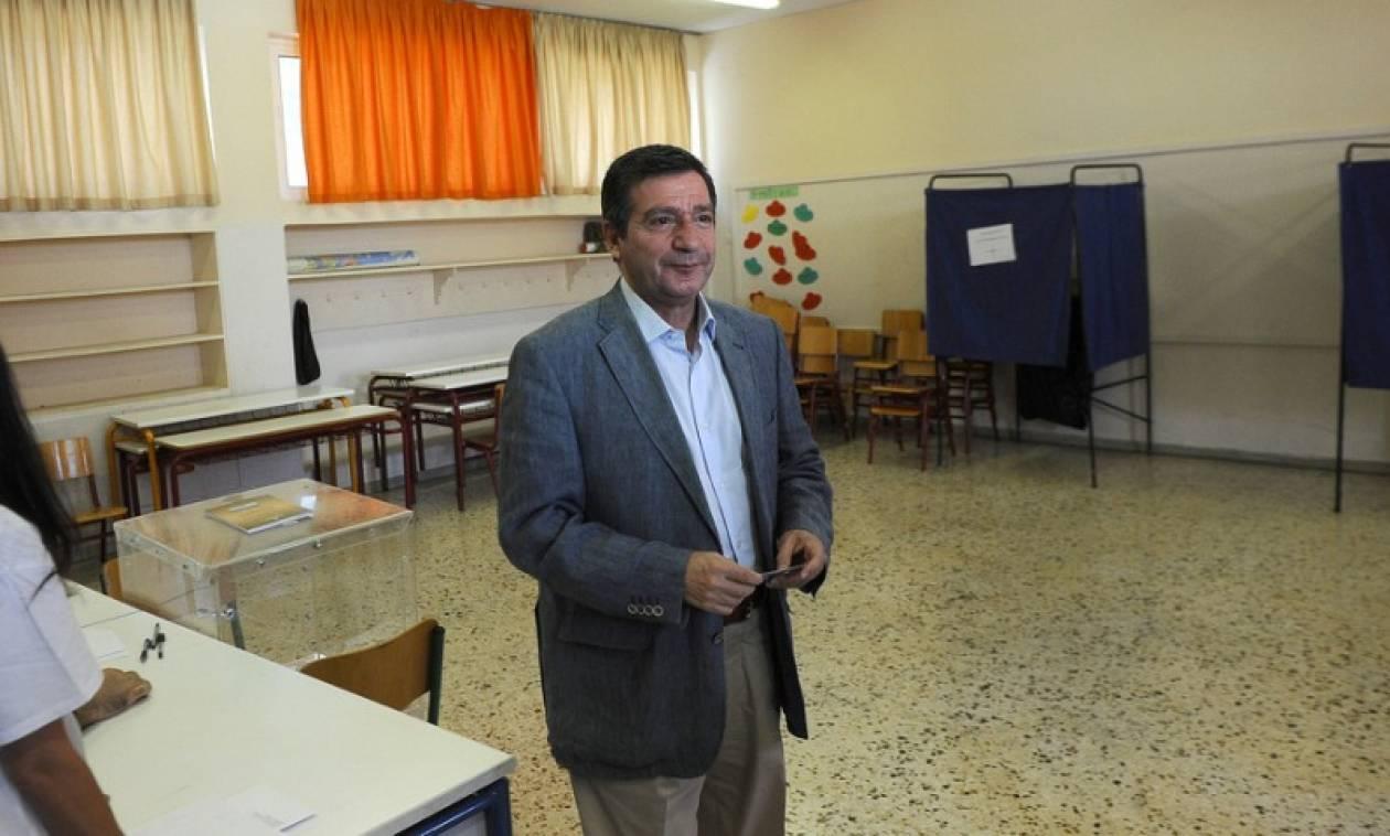 Δημοψήφισμα 2015 - Καμίνης: Σήμερα ψηφίζουμε, αύριο όλοι μαζί δουλεύουμε