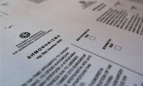 Αποτελέσματα δημοψηφίσματος 2015 – Δράμα LIVE