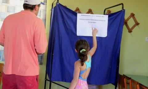 Δημοψήφισμα 2015 – Οι Έλληνες ψηφίζουν για το μέλλον τους