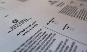 Αποτελέσματα δημοψηφίσματος 2015 – Θεσπρωτία LIVE