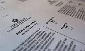 Αποτελέσματα δημοψηφίσματος 2015 – Πρέβεζα LIVE