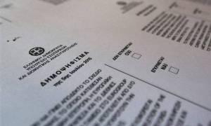 Αποτελέσματα δημοψηφίσματος 2015 – Χανιά LIVE