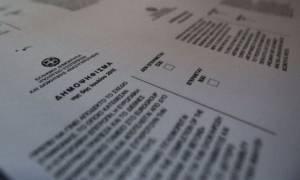 Δημοψήφισμα: Yπολογίζεται στο 65% η συμμετοχή