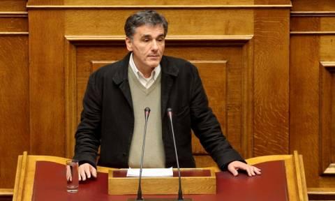 Αποτελέσματα δημοψήφισμα - Τσακαλώτος: Θα διαπραγματευτούμε συμφωνία για βιώσιμη λύση