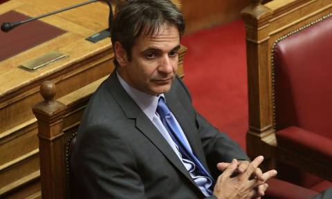 Δημοψήφισμα 2015: Το μήνυμα του Κυριάκου Μητσοτάκη στο Twitter