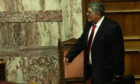 Αποτέλεσμα Δημοψηφίσματος: Δεν θα συμμετέχει ο Μιχαλολιάκος στο συμβούλιο των πολιτικών αρχηγών