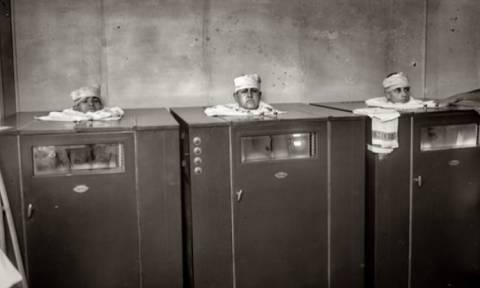 "17 vintage φωτογραφίες από την ""τρομακτική"" ιατρική του παρελθόντος"