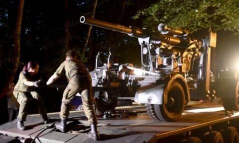 Γερμανία: Είχε παρκάρει ένα... τεθωρακισμένο του Β΄ Παγκ. Πολέμου στο υπόγειό του