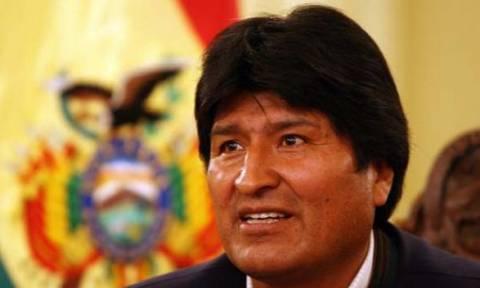 Αποτέλεσμα δημοψήφισμα 2015: Βολιβία - Ο Έβο Μοράλες χαιρετίζει την νίκη του «όχι»